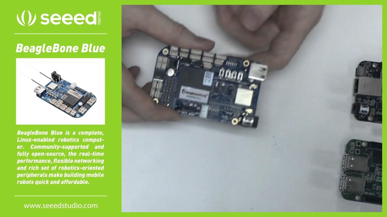 BeagleBone® Blue