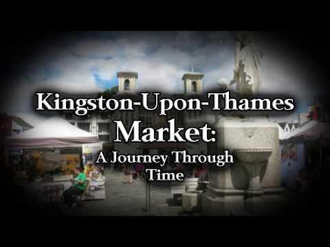 Kingston-Upon-Thames Market: A Journey Through Time!
