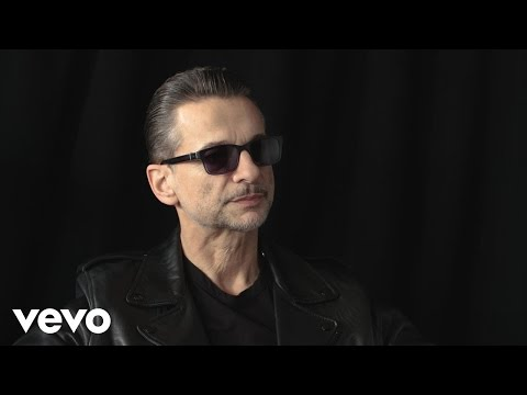 Depeche Mode - Interview with Dave Gahan