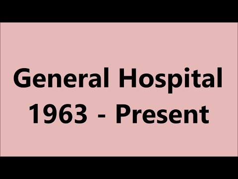 General Hospital Opening Compilation