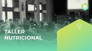 Taller nutricional Clínica de la Asunción