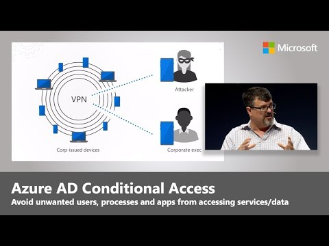 Azure AD Conditional Access and Enabling Zero Trust | Best of Microsoft 2018 thumbnail