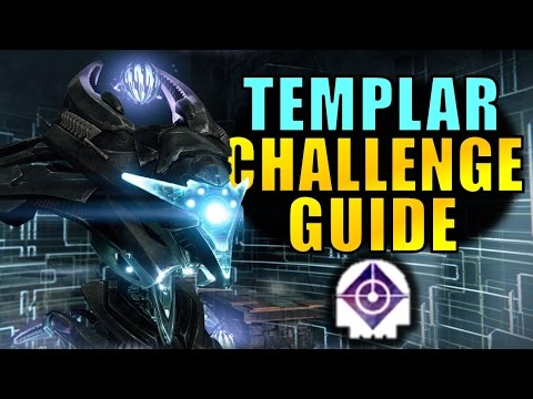 Destiny: Templar Challenge Guide! | Vault of Glass Updated Raid | Age of Triumph