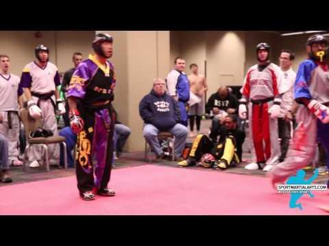 Julio Castro v Willie Hicks Mens Sparring - 2016 AKA Warrior Cup