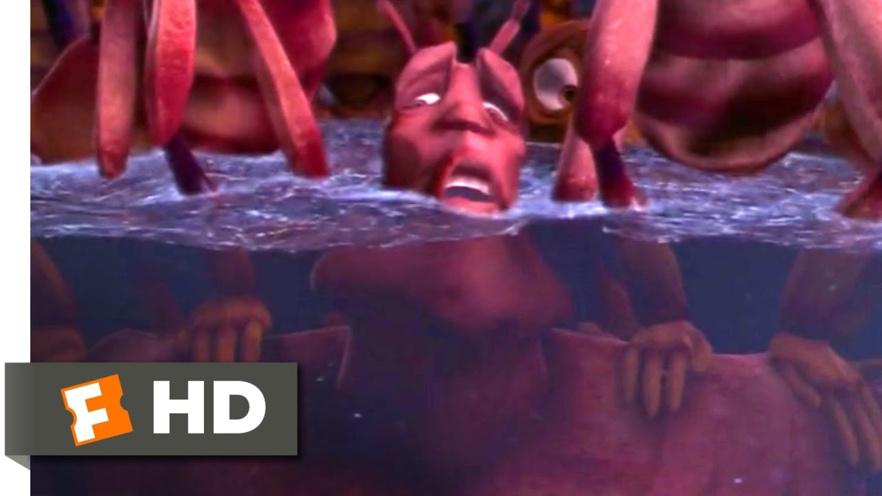 Download Antz (1998) - A Ladder Of Ants Scene (9/10) | Movieclips