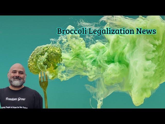 Broccoli Legalization News