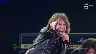 Gambar cover Europe - Scream Of Anger (Live In Viña del Mar 2018)