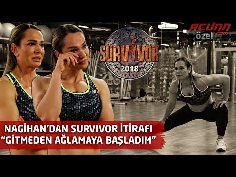 Survivor 2018 | All Star Nagihan Karadere Survivor'a nasıl hazırlanıyor?