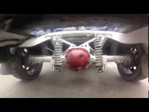 1994 Dodge Dakota Track Build
