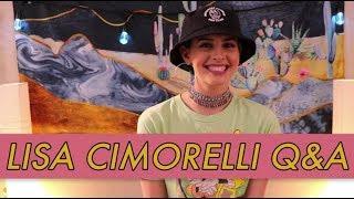 Lisa Cimorelli Q&A