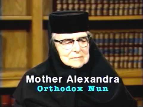 Rroyal Highness Mother Alexandra. 1990 interview.
