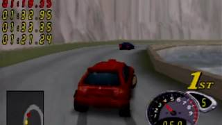 Top Gear Rally 2 N64 Gameplay