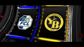 Fc Luzern vs BSC Young Boys (12.02.17)