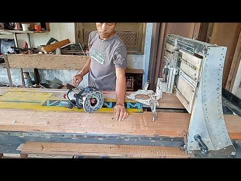 Make a router table