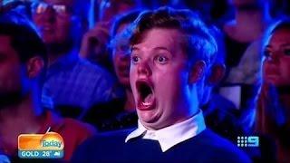 Скачать Шоу талант Америка мальчик удивиль всех The Talent Show America Boy Surprised Everyone Focus