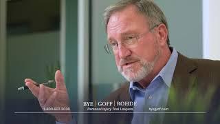 Steven B. Goff, Attorney / Managing Partner at Bye, Goff & Rohde