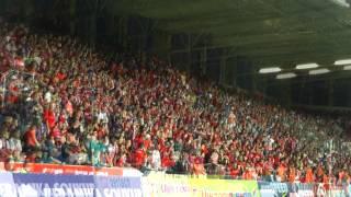 FC Viktoria Plzeň - AC Sparta Praha - support  HD 