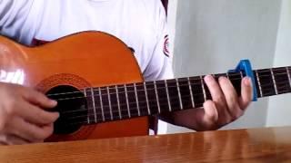 Chia cách bình yên - guitar cover