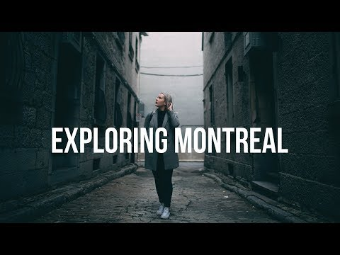 24 Hours In Montreal