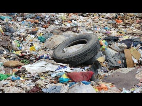 Aterro Sanitário - Planejamento e Operação - Tipos de Lixo