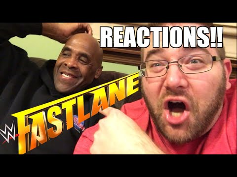 WWE FASTLANE REACTIONS! Full Show PPV Results and Review February 21, 2016