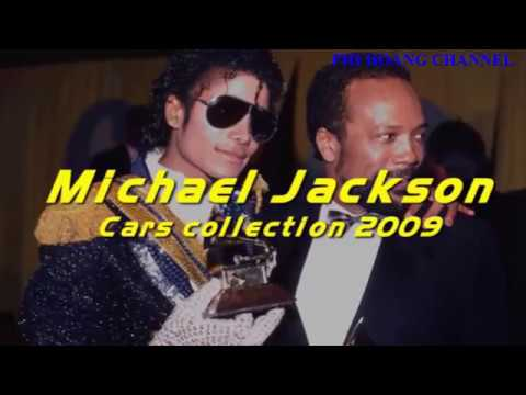 Michael Jackson - CARS COLLECTION 2009 - Phi Hoang Channel.
