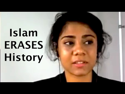 Islam's ERASURE of distinct cultures & histories - Sarah Haider