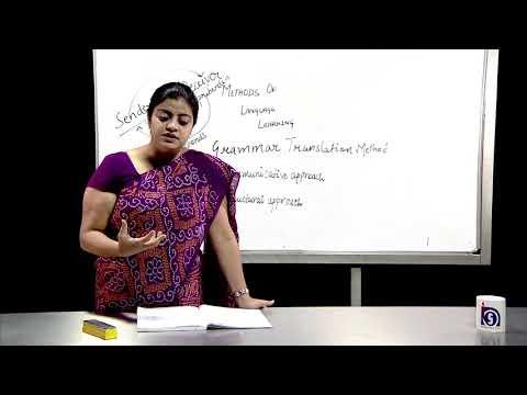 Methods of Language Learning