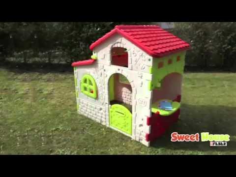 db2a0bbcd Casita Feber Sweet House en Eurekakids - YouTube