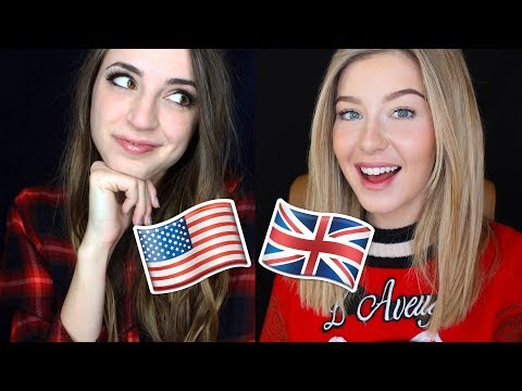 [ASMR?] Accent Tag Challenge – American vs. English