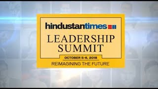 #HTLS 2018 || The 16th Hindustan Times Leadership Summit