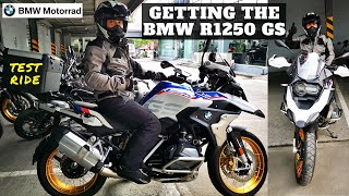 RIDING THIS BEAST FOR THE FIRST TIME│First Impressions Motovlog