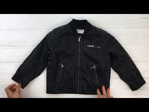 Байкер куртка для хлопчика H&M