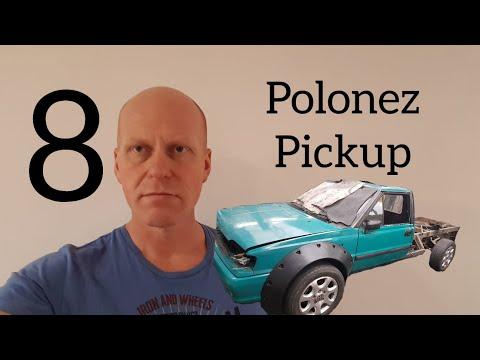 Polonez Pickup Część 8 JDM Rwb Swap Tdi Tuning