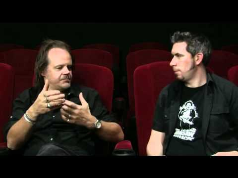 Larry Fessenden In Conversation With Russ Gomm