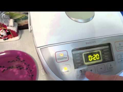 Cуп-лапша в мультиварке Philips HD3058/03