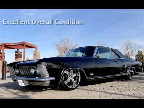 slammed 39 64 buick riviera hydraulics doovi. Black Bedroom Furniture Sets. Home Design Ideas
