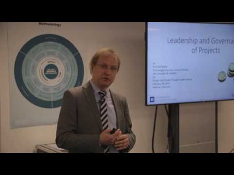 Project Half Double – Ralf Müller Thought Leader Session – Part 1 Project Leadership and Success