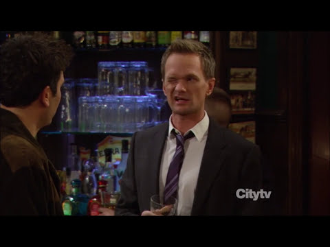 How I Met Your Mother - You just winked