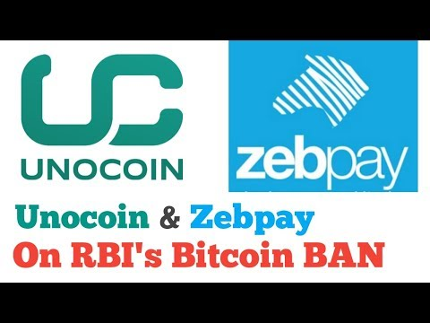 Unocoin And Zebpay CEO On RBI's Bitcoin BAN Decision