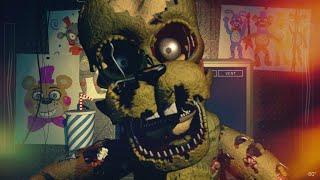 SOY AFTON y DESBLOQUEO el FINAL SECRETO - Five Nights at Freddy's Simulator (FNAF Game)