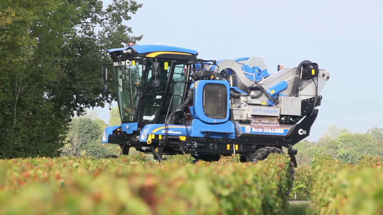 NEW HOLLAND - Film de présentation 9080N   Version Full HD 16 par 9