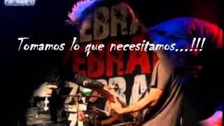 Zebrahead Panic In The Streets Sub Español
