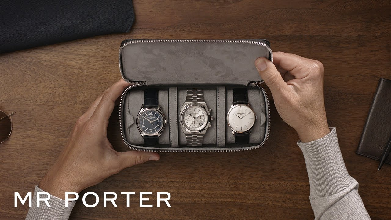 Work, Rest and Play with Vacheron Constantin | MR PORTER