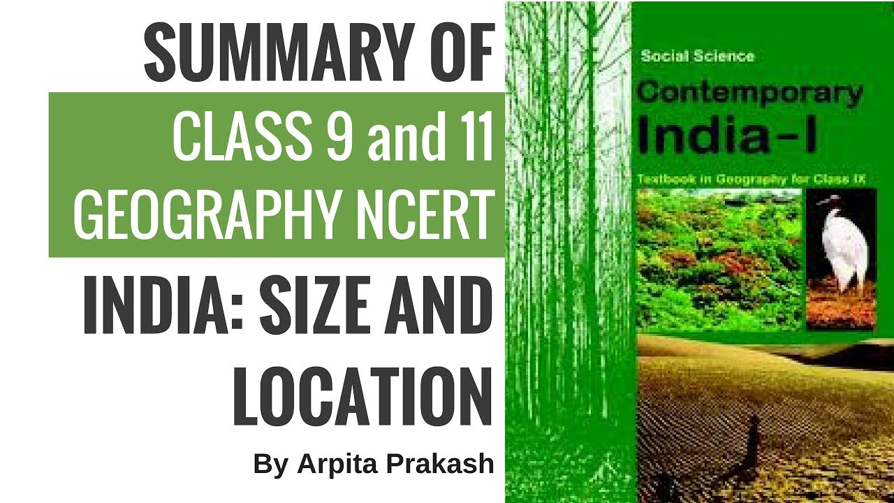 Ncert 9th Geography Book