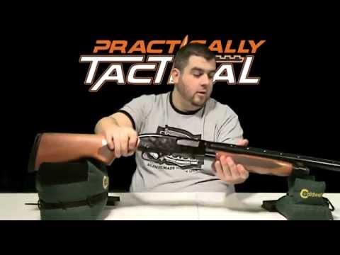 Winchester Model 1300 Shotgun Disassemble and Field Strip