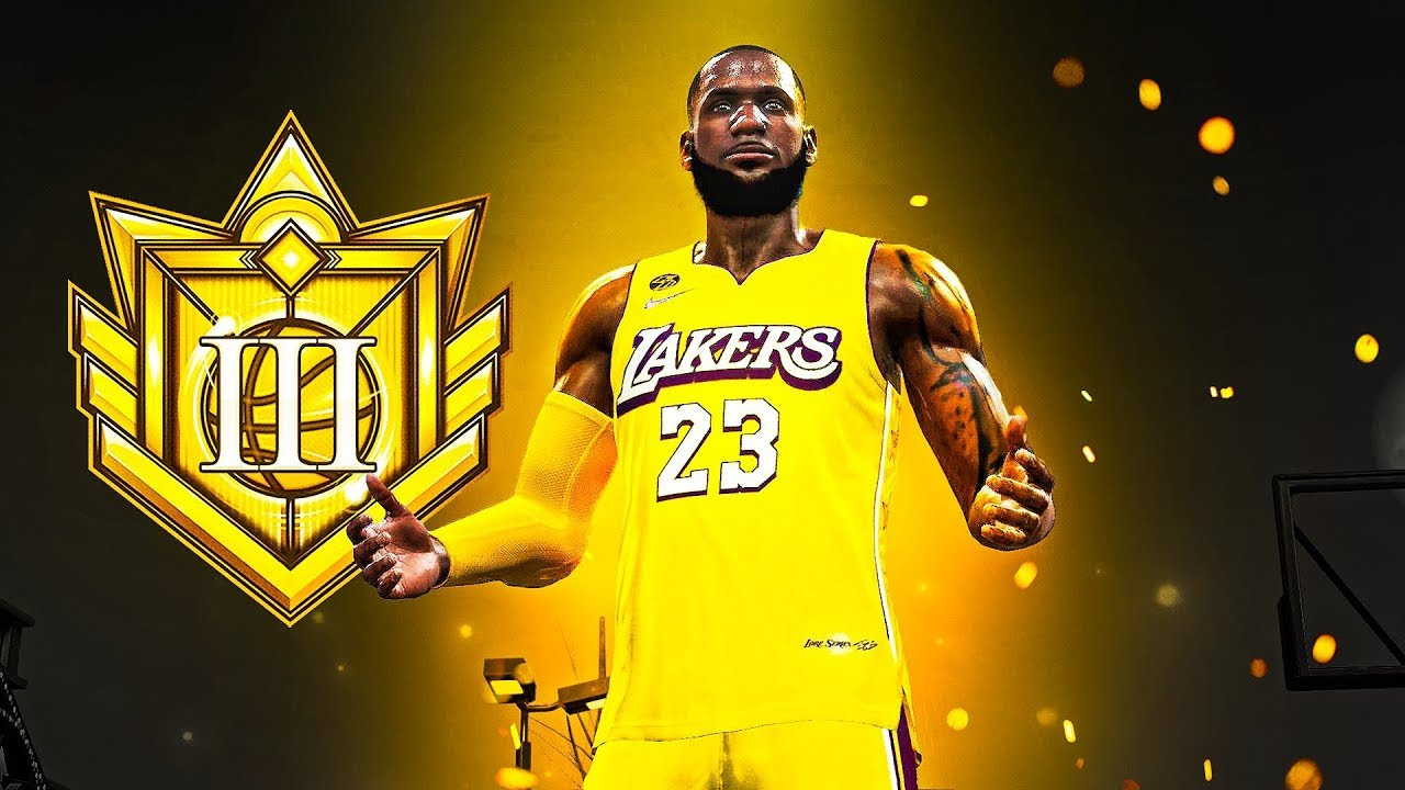 Download I HIT ELITE 3 on my LEBRON JAMES BUILD in NBA 2K20 - MASCOTS, FIREWORKS, LEGEND SOON!