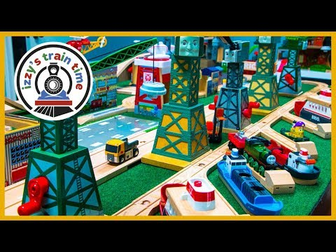 Thomas and Friends Trains Planes and Automobiles | Fun Toy Trains for Kids