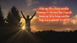 2  Living Sacrifice:  Chris Christian