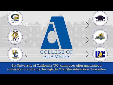 College of Alameda Overview